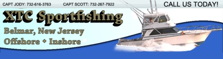 XTC Sportfishing in Belmar NJ